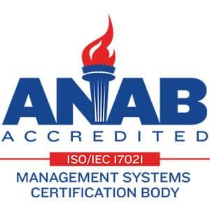 ANAB (米国適合性認定機関)