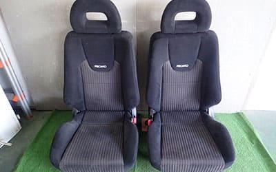 中古シート (座席)